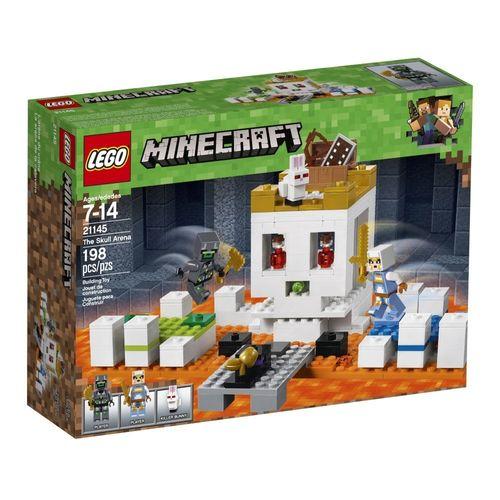 LEGO_Minecraft_A_Arena_da_Caveira_21145_1