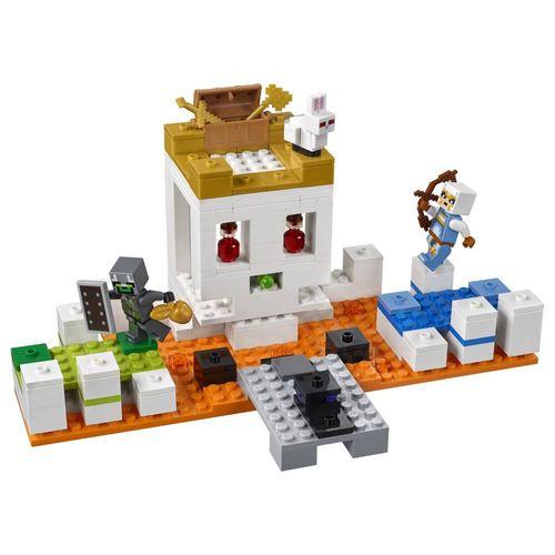 LEGO_Minecraft_A_Arena_da_Caveira_21145_2