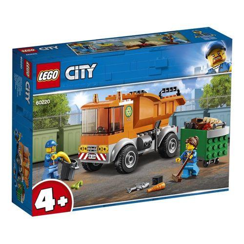 LEGO_City_Caminhao_de_Lixo_60220_1