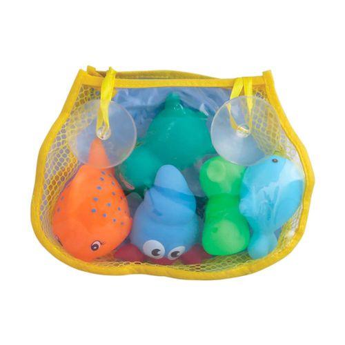 10016_Brinquedo_de_Banho_Amiguinhos_do_Banho_5_Pecas_Sortidas_Soft_Baby_Yes_Toys_1