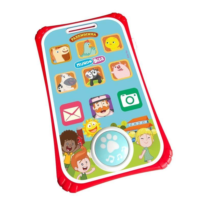 20119_Brinquedo_Musical_Smartphone_Fazendinha_Mundo_Bita_Yes_Toys