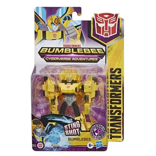 E1884_Mini_Figura_Transformavel_Transformers_Sting_Shot_Bumblebee_Hasbro_1