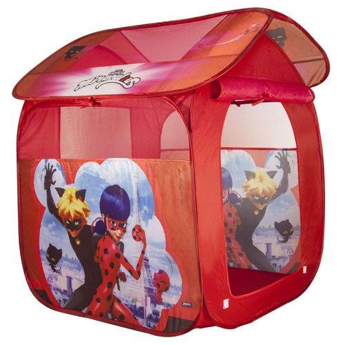 BS16LB_Barraca_Infantil_Portatil_Casa_Ladybug_Zippy_Toys_1