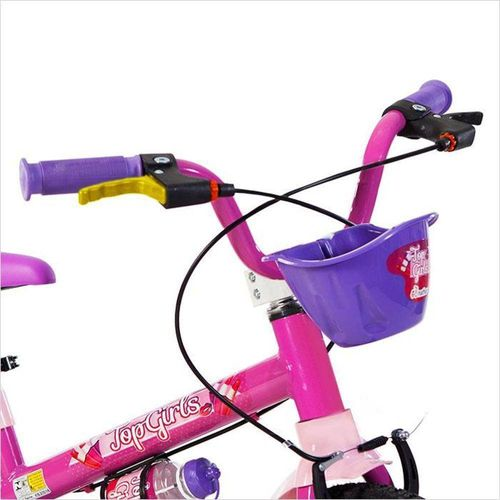 100130160010_Bicicleta_Infantil_Aro_16_Top_Girls_Menina_Rosa_Nathor_4