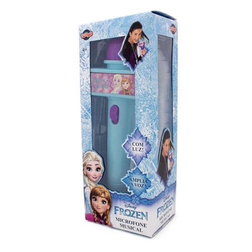 33373_Microfone_Infantil_com_Eco_e_Luzes_Azul_Frozen_Disney_Toyng_2