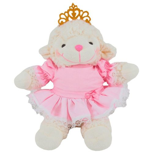905_Pelucia_Ovelha_Princesa_25_cm_Mury_Baby