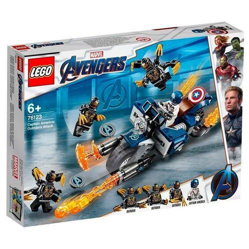 LEGO_Marvel_Capitao_America_Ataque_de_Outriders_76123_1