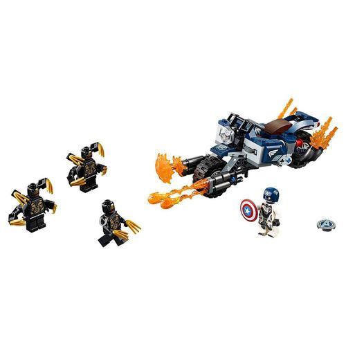 LEGO_Marvel_Capitao_America_Ataque_de_Outriders_76123_2