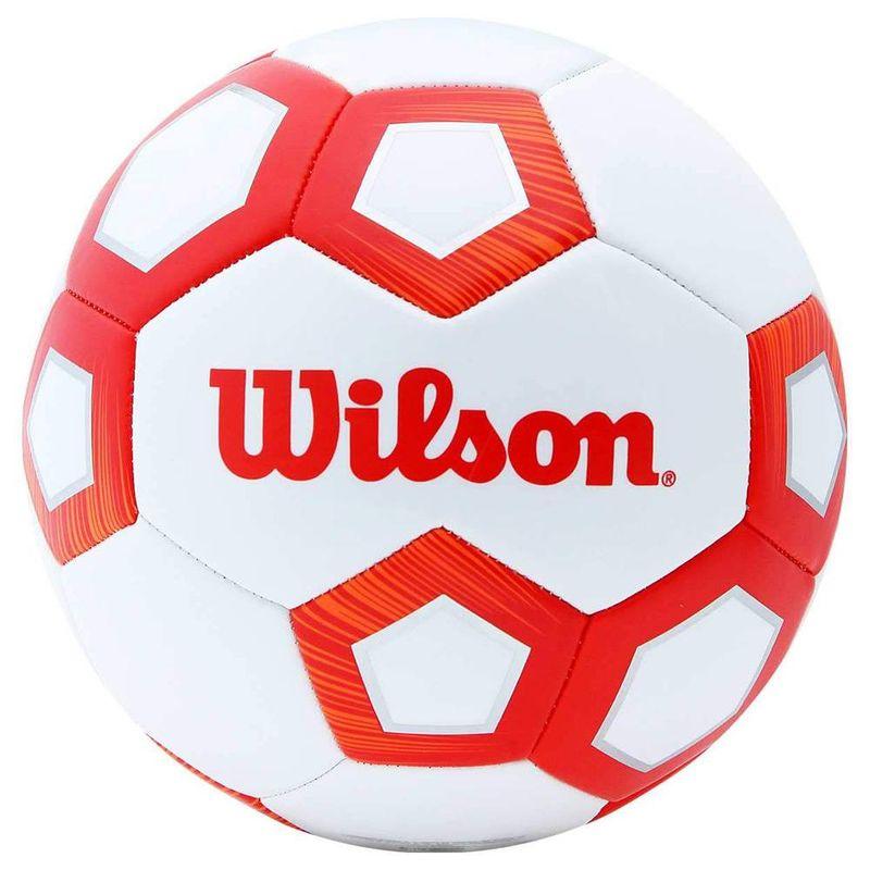 WTE8711XB05_Bola_de_Futebol_Pentagon_No_5_Vermelha_Wilson