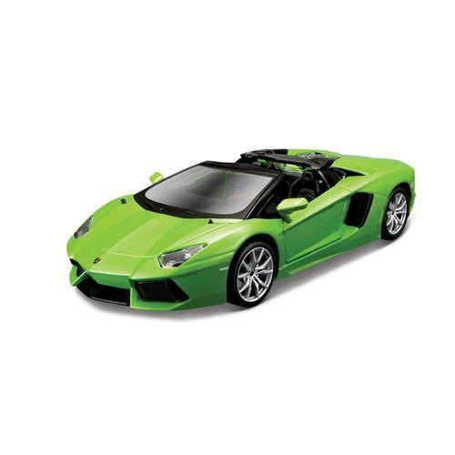 39900_Kit_de_Montagem_Assembly_Line_Colecionavel_Aventador_LP_700-4_Roadster_Verde_1_24_Maisto_1