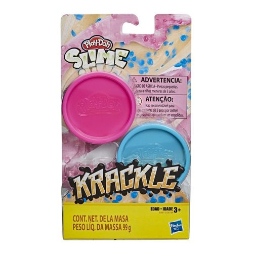 E8788_Massinha_Play-Doh_Slime_Krackle_2_Potes_Azul_e_Rosa_Hasbro_1