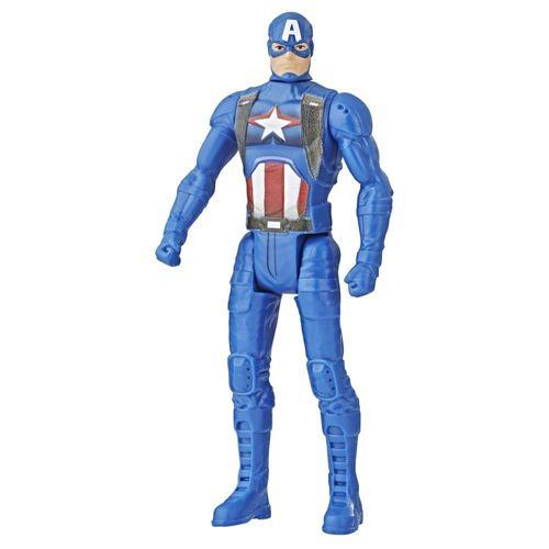 E4353_Mini_Figura_Vingadores_Capitao_America_Marvel_10_cm_Hasbro_2
