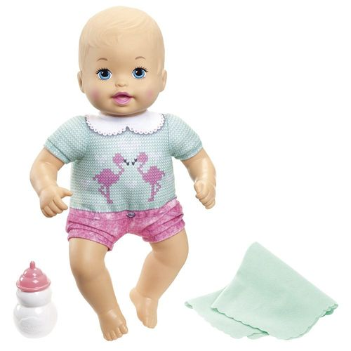 FJL45_Boneca_Little_Mommy_Recem-Nascidos_Flamingos_Mattel_1
