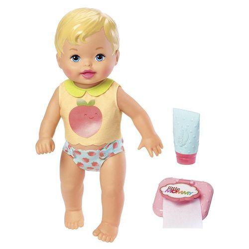 FLB72_Boneca_Little_Mommy_Hora_de_Trocar_a_Fralda_Mattel_1