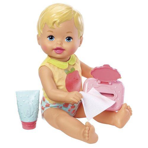 FLB72_Boneca_Little_Mommy_Hora_de_Trocar_a_Fralda_Mattel_4