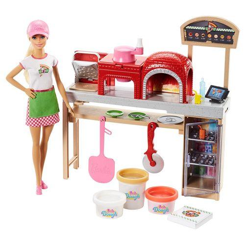FHR09_Boneca_Barbie_com_Acessorios_Pizzaiola_Mattel_1