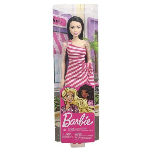 T7580_Boneca_Barbie_Fashion_Vestido_Listrado_Rosa_Mattel_3