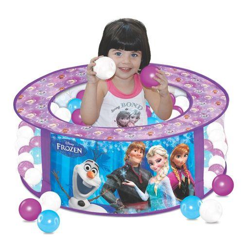 2286_Piscina_de_Bolinhas_Infantil_com_100_Bolinhas_Frozen_Disney_Lider_1
