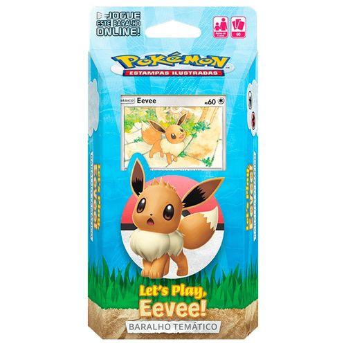 99263_Jogo_de_Cartas_Pokemon_Deck_Lets_Play_Eevee_Copag_1