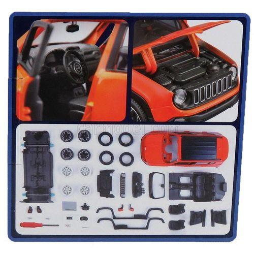 39900_Kit_de_Montagem_Assembly_Line_Colecionavel_Jeep_Renegade_Laranja_1_24_Maisto_3