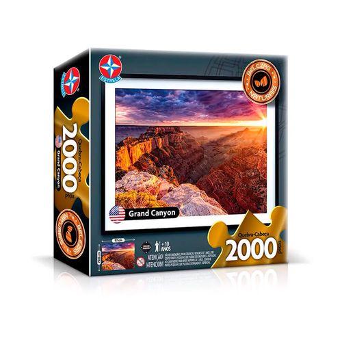 1201602000187_Quebra-Cabeca_Grand_Canyon_2000_Pecas_Estrela_1
