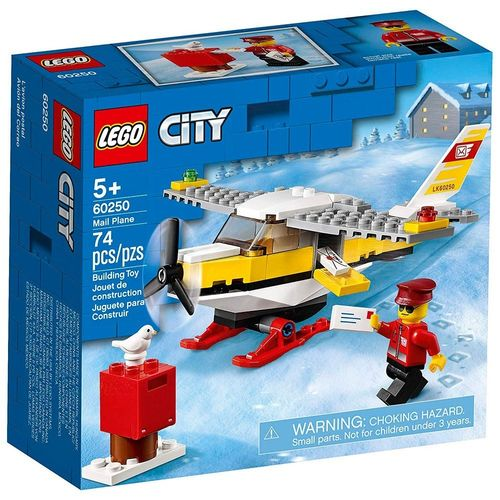 LEGO_City_Aviao_Correio_60250_1