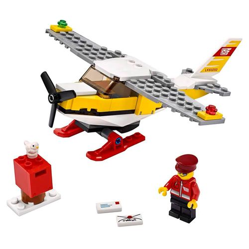 LEGO_City_Aviao_Correio_60250_2