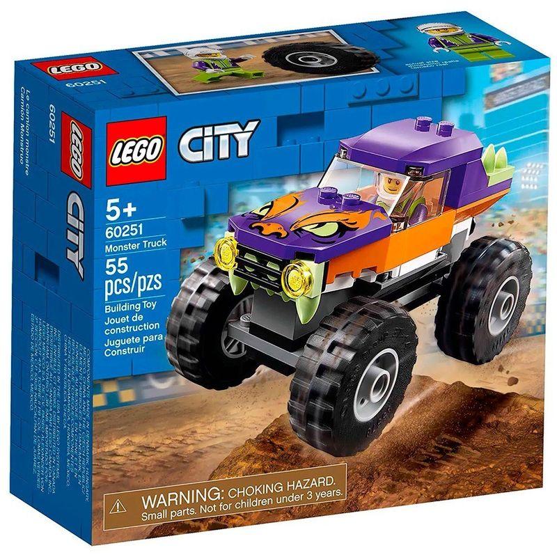 LEGO_City_Caminhao_Monster_60251_1