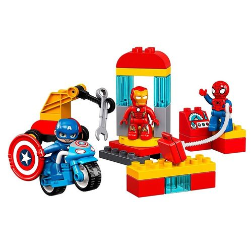 LEGO_Duplo_Laboratorio_dos_Super_Herois_Marvel_10921_2