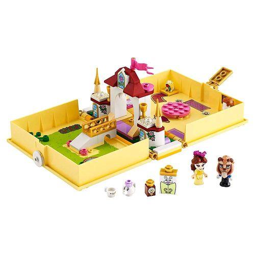 LEGO_Disney_Livro_de_Aventuras_da_Bela_43177_2