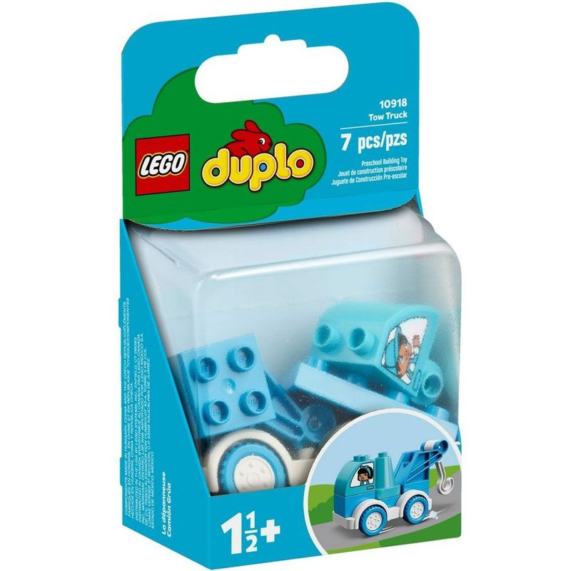 LEGO_Duplo_Caminhao_Reboque_10918_1