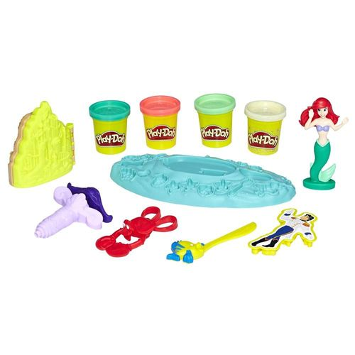 E0373_Massa_de_Modelar_Play-Doh_Casamento_no_Fundo_do_Mar_Ariel_Disney_Hasbro_2