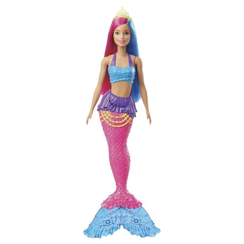 GJK07_GJK08_Boneca_Barbie_Dreamtopia_Sereia_Cabelo_Rosa_e_Azul_Mattel_1