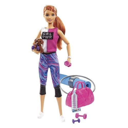 GKH73_GJG57_Boneca_Barbie_com_Pet_e_Acessorios_Dia_de_Spa_Fitness_Mattel_1