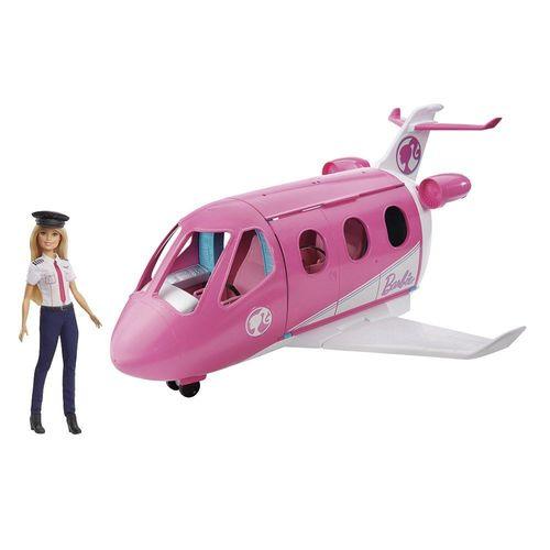 GJB33_Veiculo_com_Boneca_Barbie_Explorar_e_Descobrir_Jatinho_de_Aventuras_Mattel_1