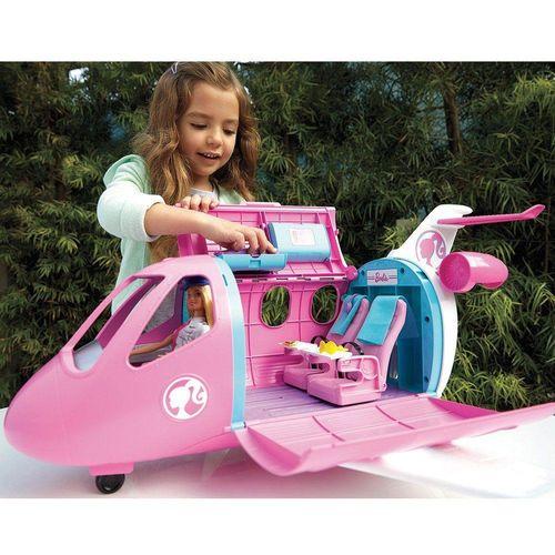 GJB33_Veiculo_com_Boneca_Barbie_Explorar_e_Descobrir_Jatinho_de_Aventuras_Mattel_2