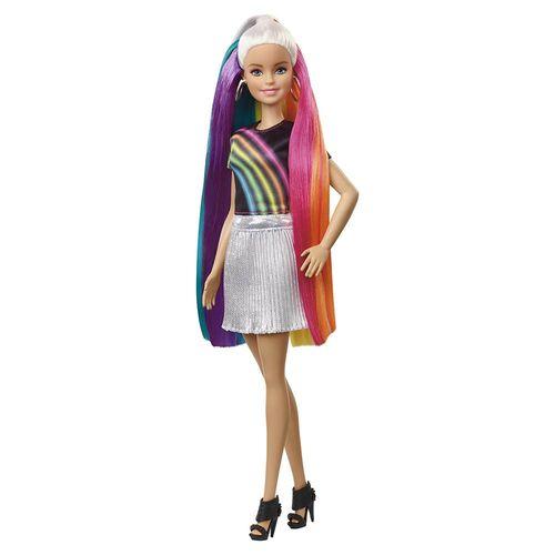 FXN96_Boneca_Barbie_Penteados_de_Arco-Iris_Mattel_1
