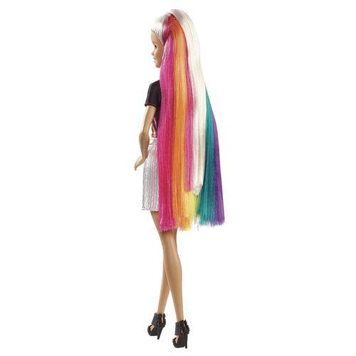 FXN96_Boneca_Barbie_Penteados_de_Arco-Iris_Mattel_5