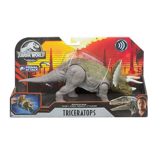 GJN64_Figura_Dinossauro_com_Som_Triceratops_Jurassic_World_Mattel_2