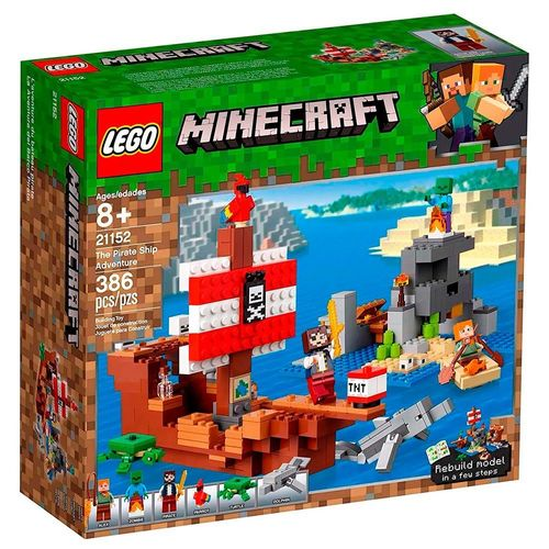 LEGO_Minecraft_A_Aventura_do_Barco_Pirata_21152_1