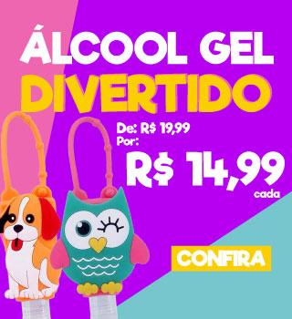 Mobile - Promo Alcool Gel