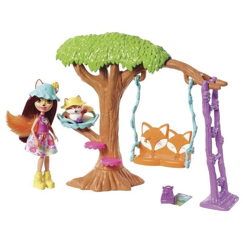 FRH44_FRH45_Boneca_Enchantimals_com_Amigo_Aventuras_no_Parquinho_Felicity_Fox_e_Flick_Mattel_1
