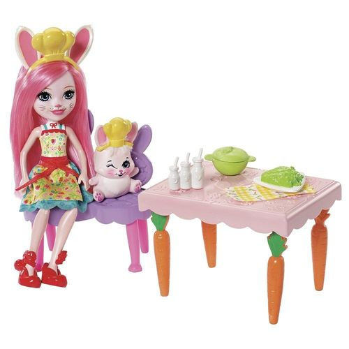 FRH44_FRH47_Boneca_Enchantimals_com_Amigo_Diversao_na_Cozinha_Bree_Bunny_e_Twist_Mattel_5
