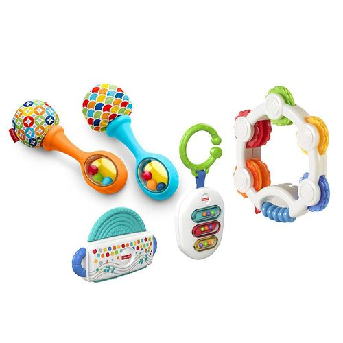 GGL18_Kit_de_Chocalhos_Conjunto_Pequenos_Musicos_Fisher-Price_1
