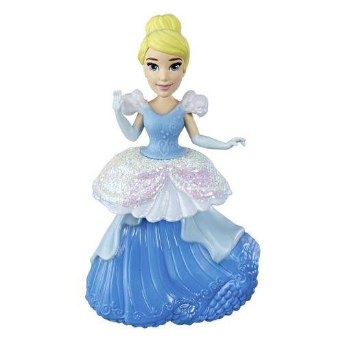 E4860_E3049_Mini_Boneca_Princesas_Disney_Cinderela_Royal_Clips_10_cm_Hasbro_2