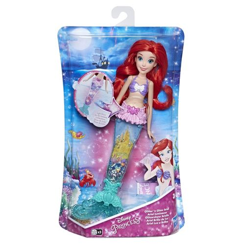 E6387_Boneca_Princesa_Ariel_Luz_e_Brilho_Disney_Hasbro_2