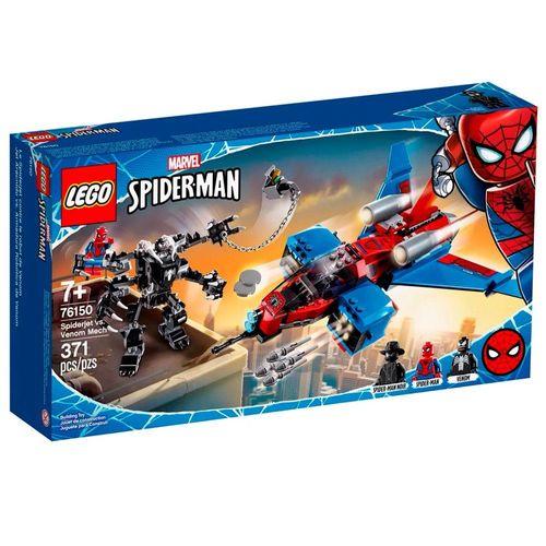 LEGO_Super_Heroes_Spiderjet_vs_Robo_Venom_76150_1