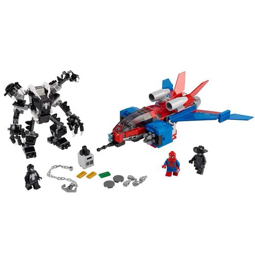 LEGO_Super_Heroes_Spiderjet_vs_Robo_Venom_76150_6
