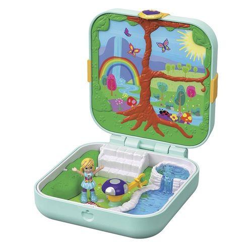 GDK76_GDK79_Polly_Pocket_Mini_Caixa_Esconderijos_Secretos_com_Boneca_Floresta_Magica_Mattel_1