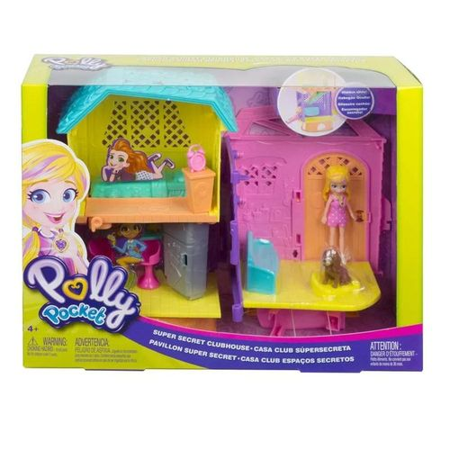 GMF81_Playset_Polly_Pocket_Club_House_Espacos_Secretos_Mattel_2